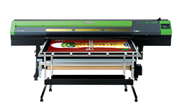 VersaUV LEJ Hybrid UV Flatbed Printer